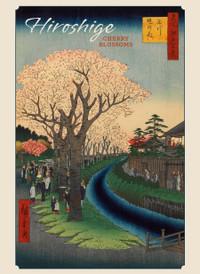 Hiroshige Cherry Blossom Notecard Box