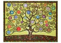 Mandala Trees Notecard Box