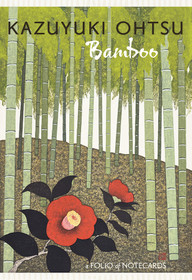 Ohtsu Bamboo Notecard Folio