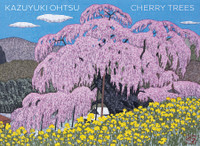 Kazuyuki Ohtsu: Cherry Trees Boxed Notecards