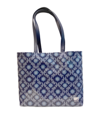 French Textiles Tote Bag