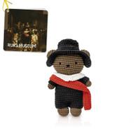 Boris Nightwatch Handmade Doll