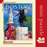 Boston Mini Puzzle
