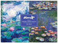Monet Double Sided Puzzle - 500 Pieces