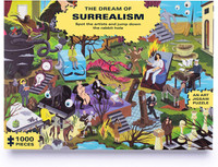 The Dream of Surrealism Puzzle - 1000 Pieces