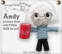 Andy String Doll Key