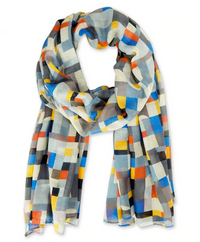 Charmion, City Rhythm Scarf
