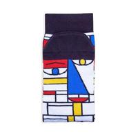 """Feet Mondrian"" Socks"