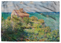Monet, Fisherman's Cottage Scarf