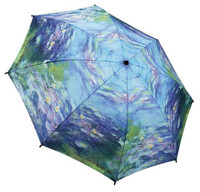 Monet, Water Lilies Mini Umbrella