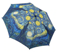 Van Gogh Starry Night Mini Umbrella