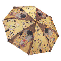 Klimt The Kiss Mini Umbrella