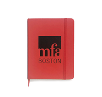 MFA Boston Logo Red Journal