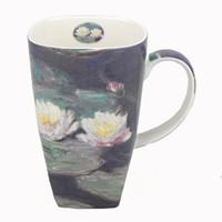 Monet, Water Lilies Grande Mug