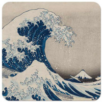 Hokusai Great Wave Coaster