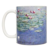 Monet, Water Lilies Mug