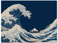 Hokusai, Great Wave Placemat