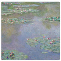 Monet, Water Lilies Coaster