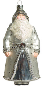 Asprey Santa Ornament