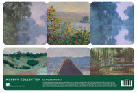 Monet, MFA Masterpieces Coasters Set of 6