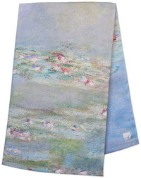 Monet, Water Lilies Tea Towel