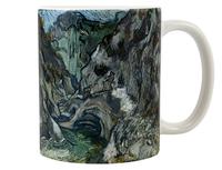 Van Gogh, Ravine Mug