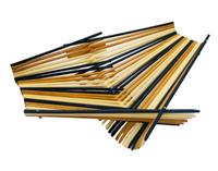Large Chopstick Folding Basket in Tritone
