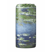 Monet Waterlilies Vase