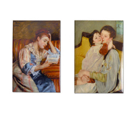 Cassatt Magnet Set of 2
