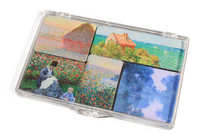 Monet Mini Magnet Set