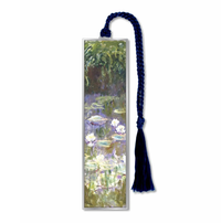 Monet, Waterlilies Bookmark