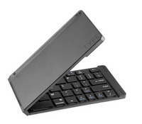 Matte Black Wireless Keyboard