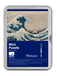 Hokusai, Great Wave Puzzle - 54 Pieces