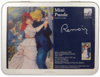 Renoir, Dance at Bougival Puzzle - 54 Pieces
