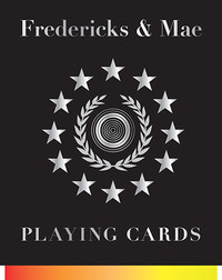 Fredericks & Mae Rainbow Playing Cards