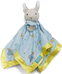 Goodnight Moon Bunny Plush Blanket