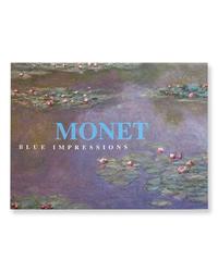 MFA Monet Blue Impressions Notecard Box