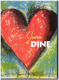 Jim Dine Notecard Box