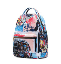 Basquiat x Herschel Supply Co. Backpack, Basquiat Skull