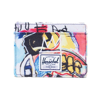 Basquiat x Herschel Supply Co. - Charlie Wallet, Basquiat Skull