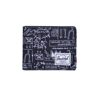 Basquiat x Herschel Supply Co. - Roy Wallet, Basquiat Beat Bop