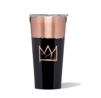 Corkcicle x Basquiat Crown Tumbler
