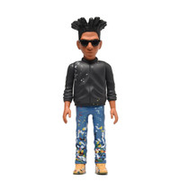 Jean-Michel Basquiat Vinyl Collectible Doll