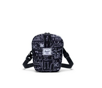 Basquiat x Herschel Supply Co. - Cruz Crossbody, Basquiat Beat Bop