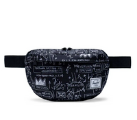 Basquiat  x Herschel Supply Co. - Nineteen Hip Pack, Basquiat Beat Bop