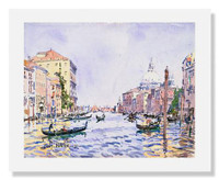 Edward Darley Boit, Venice: Afternoon on the Grand Canal