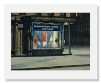 Edward Hopper, Drug Store