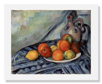 Paul CŽzanne, Fruit and a Jug on a Table