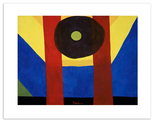 Arthur Dove That Red One