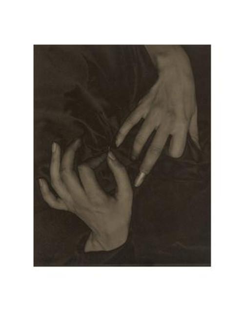 Alfred Stieglitz, Georgia O'Keeffe, A Portrait (8) 11 x 14 Matted Print